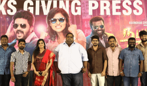 Natpunaa Ennanu Theriyumaa Thanks Giving Meet Stills
