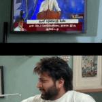 ரஜினியை கலாய்ப்பதா.? கடுப்பான கமல்.; காட்சியை நீக்க கோமாளி பட புரொடியூசர் சம்மதம்