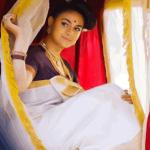 ஒரேடியாக கேரளத்து சேச்சியாக மாறிய கீர்த்தி சுரேஷ்
