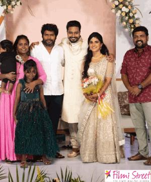 Editor Selva marriage