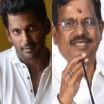 தயாரிப்பாளர்கள் சங்கத் தேர்தல்: தாணுவின் 3வது அணி.. அப்போ விஷால்.?