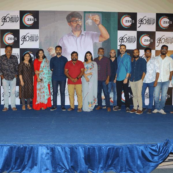 Thiravam Screening and Press Meet Stills