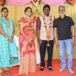 PRO Bhuvan Wedding Reception Photos