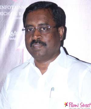 Producer Michael rayappan