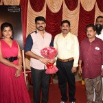 Raja Ranguski movie pooja stills