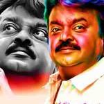 திரையுலகில் 40 ஆண்டுகளை கடந்த விஜயகாந்துக்கு ரஜினி-கமல் வாழ்த்து
