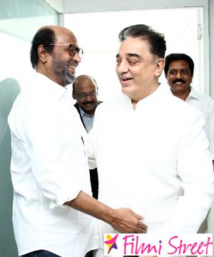 Rajini talks about Kamals last period in life at KB Statue inauguration