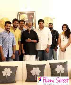 Rajinikanth praises Karthik Subbarajs Mercury movie and his team