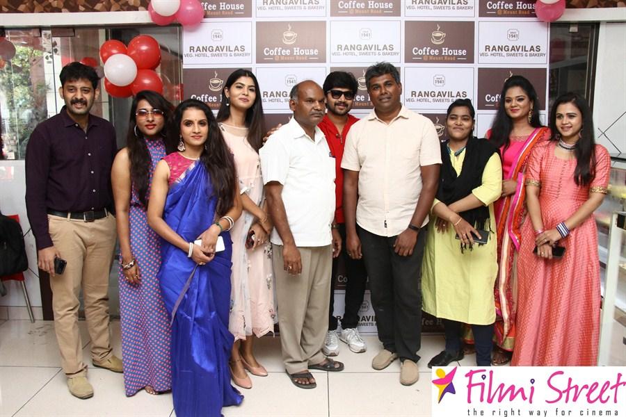 Ranga Vilas Hotel Launch at ICF Bus Depot Photos