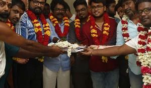 Rendaavathu Aattam Movie Pooja Stills