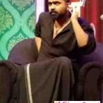 காலா ஸ்டைலுக்கு மாறிய ரஜினி ரசிகர் சிம்பு; டிரெண்டாக்கும் ரசிகர்கள்!