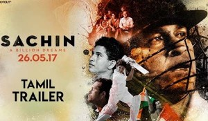 Sachin A Billion Dreams mp3 audio songs