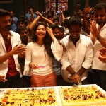 Sai Pallavi and Vinoth birthday celebration photos