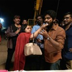 Saindhavi birthday celebration photos
