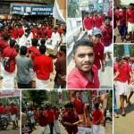 Sakhavu fans celebrations photos