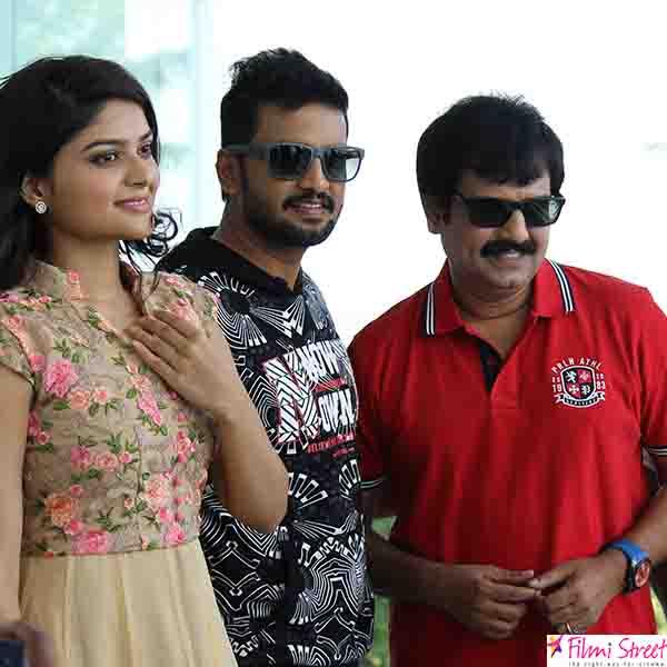 Sakka Podu Podu Raja movie launch photos