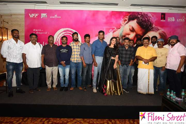Sandakozhi 2 press meet photos