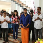 Santhanam new movie launch photos