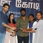 Sathya Success meet photos