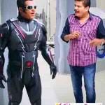 Exclusive சுதந்திர தினத்தன்று சூப்பர் ஸ்டாரின் 2.0 பட டீசர் வெளியீடு