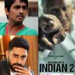இந்தியன் 2 படத்தில் கமலுடன் இணையும் சித்தார்த் & அபிஷேக்பச்சன்