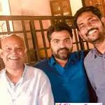 சுரேஷ் காமாட்சி தயாரிப்பில் சிம்பு-வெங்கட் பிரபு புதிய கூட்டணி