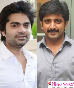 Simbu and mohan Raja