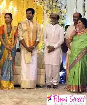 Soundarya Rajini gave Seed Balls As Return gift In her wedding reception