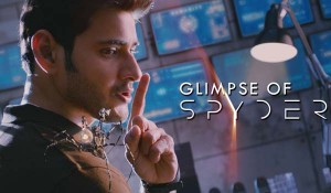 Glimpse Of SPYDER Teaser