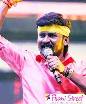 Super Singer fame Senthil Ganesh croon for Immans music in Seemaraja