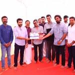 Suriya 36 New Movie Pooja Stills