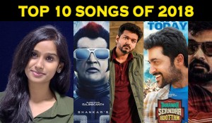 TOP 10 TAMIL SONGS IN 2018 mp3 audio songs