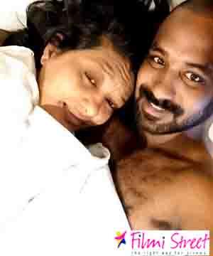 TV actress Nilanis lover attempts suicide He leaks Bedroom photos