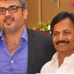 ஏ.எம். ரத்னத்துடன் இணைய மறுத்தாரா நடிகர் அஜித்.?
