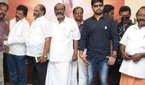 Thiru Vakkalar Movie Pooja Stills