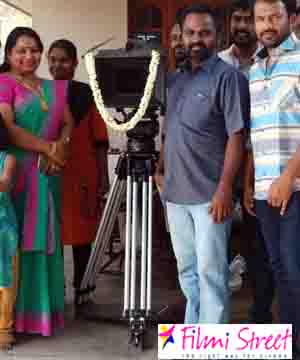 Thodraa movie shoot wrap with Kida virundhu