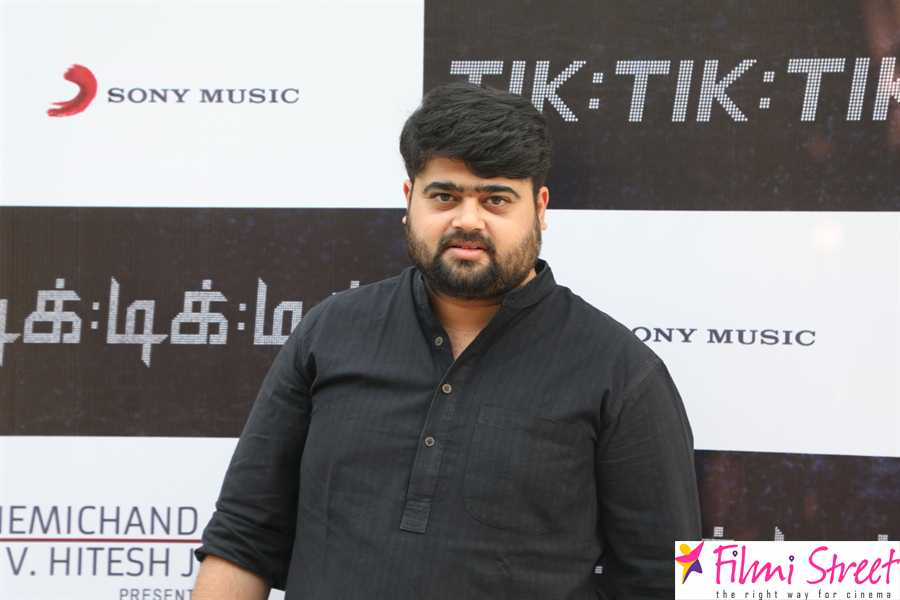 Tik Tik Tik audio launch photos