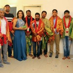 "Trident Arts – ""Production No 3″ Movie Pooja Stills"