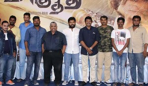 Ulkuthu press meet photos
