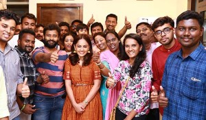 Ulkuthu team christmas celebration photos