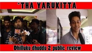 Dhilluku Dhuddu 2 Public Review by Filmi Street