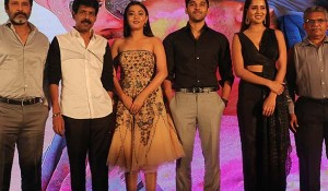 Varma Teaser Launch Photos