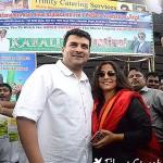 ரஜினியுடன் நடிக்க முடியாமல் 'கபாலி'யுடன் செல்பி எடுத்த நடிகை