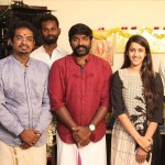 Vijay Sethupathi – Gautham Karthik new movie launch photos