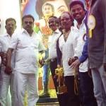 Vijayakanth opened MGR Statue stills