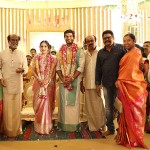 Vishagan – Soundarya Rajinikanth Wedding Stills