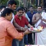 லிங்குசாமி-விஷால் கூட்டணியின் சண்டகோழி2 தொடங்கியது