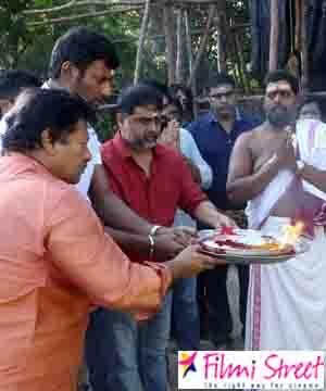 Vishal Keerthy Suresh starring Sandakozhi2 shooting starts today