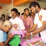 Vishal celebrates his birthday in a charitable way