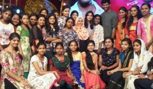 Kaththi Sandai promotions in kerala